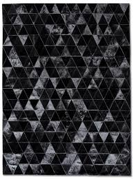 White And Black Area Rug Rugs Patchwork Cowhide Kahn Black Area Rug Reviews Wayfair