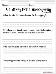 thanksgiving a turkey for thanksgiving by tessena tpt