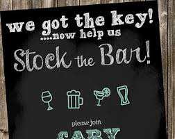 stock the bar invitations stock the bar party invitations gangcraft net