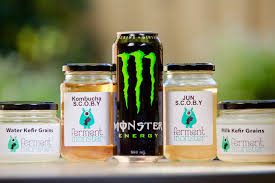 giant drink small business ferment monster turns to crowdfunding in trademark