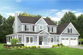 farmhouse with wrap around porch great wrap around porch hwbdo farmhouse home plans house plans