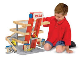 top 25 best wooden toy garage ideas on pinterest