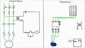 wiring diagram wiring diagram for motor starter 3 phase