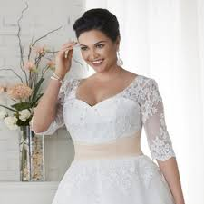 plus size wedding dresses with sleeves tea length wedding dress tea length with sleeves gown high neck