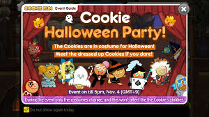 Costume Party Wikipedia by Halloween Party 2014 Cookie Run Wiki Fandom Powered By Wikia