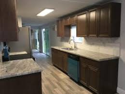 how to replace cabinets in a mobile home installing kitchen cabinets into your mobile home