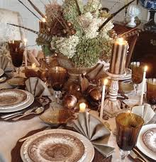 entertaining setting a beautiful thanksgiving table