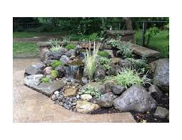 Landscaping Tyler Tx by Boulders U0026 River Rock A3 Grass And Stone