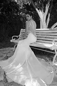 wedding dress very low back wedding gown dresses