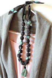 bead tutorial necklace images Fabric covered bead necklace tutorial sew mama sew jpg