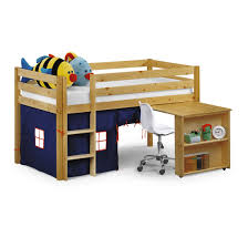Kids Beds With Study Table Mid Sleeper Cabin Beds U2013 Next Day Delivery Mid Sleeper Cabin Beds