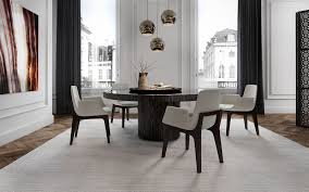 Dining Table Store Modloft Berkeley 71 Dia Dining Table Mjm191pa Official Store