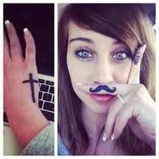collection of 25 moustache lip design