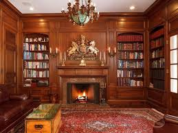 Stunning Classic Home Library Design Pictures Design Ideas For - Design home library