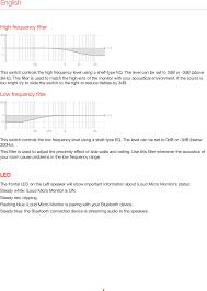 072900001 studio reference monitor user manual ik multimedia