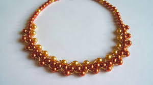 bracelet styles with beads images How to make a beautiful solar bead necklace diy style tutorial jpg