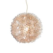 White Small Chandelier Buy The Lotus Flower Chandelier White Small By Manufacturer Name
