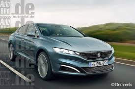 peugeot sedan 2017 renders 2017 peugeot 608 germancarforum
