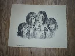 beatles sketch by bamse antique appraisal instappraisal
