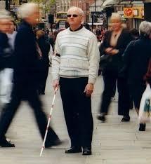Blind Man Cane Redesigning The White Cane Seelio