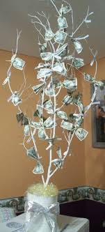 Tree Event A Money Tree Is A Great Gift Idea For A Wedding Baby Shower