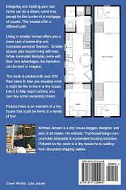 Live In Garage Plans Tiny House Floor Plans Over 200 Interior Designs For Tiny Houses