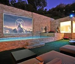 Backyard Theater Ideas Backyard Theater Ideas Outdoormovie Fullset Backyard