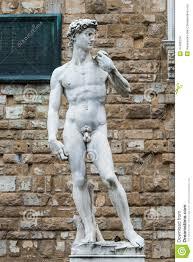 copy of michelangelo u0027s david piazza della signoria florence