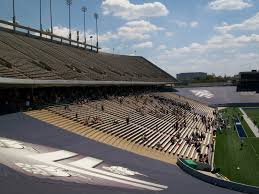 20 weirdest college football stadiums rivals message boards