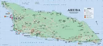Printable Maps Printable Map Of Aruba Printable Maps
