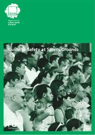 guide to safety at sports grounds from pro life guards