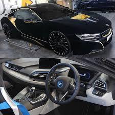Bmw I8 O 60 - velvet and gold bmw i8 collab w lexaniofficial wheels x