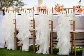 white wedding chairs 12 white wedding decoration ideas to brighten your big day