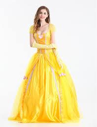 fairy tales halloween costumes popular halloween costume yellow dress buy cheap halloween costume