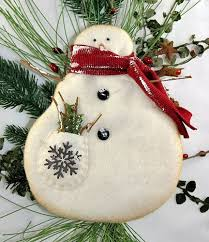 25 unique felt snowman ideas on felt crafts