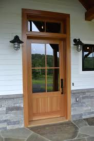 Aluminum Exterior Door Exterior Door Frames Wooden Hardwood Frame Aluminum Montours Info