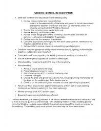 Job Resume Set Up by Job Restaurant Job Resume