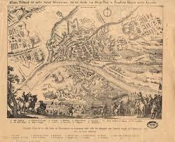siege montauban ligne du temps histoire des arts plan du siège de montauban 1621