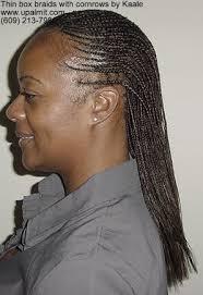 cornrows with no hairline hair braiding box braids and box braids with cornrows