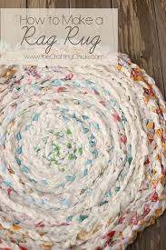 How To Rag Rug Rag Rug The Crafting