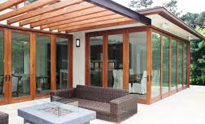 Patio Doors Folding Bi Fold Folding Glass Patio Doors San Diego Ca