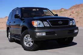 lexus used car auction 2001 lexus lx lx470 luxury suv ebay