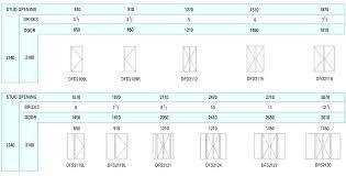 Standard Door Sizes Interior Standard Interior Door Heights Average Size Bedroom Door Heights
