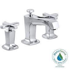 pfister contempra 8 in widespread 2 handle bathroom faucet in