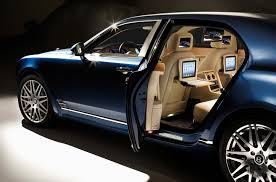 bentley limo interior bentley considering armored car division report