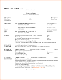 Resume Samples Pdf Free Download by Resume Cv Examples Pdf Template