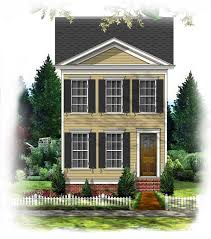 federal house plans bsa home plans littlebury row federal historic