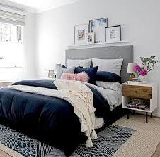 bedrooms astonishing navy dark blue bedroom design ideas