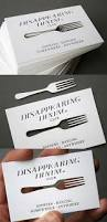 Clever Business Cards Clever Concept For A Laser Cut Business Card Design For A Dining