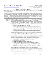 Executive Summary Example For Resume by 95 Executive Summary Resume Example Template Executive